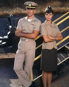 JAG Cast Catherine Bell