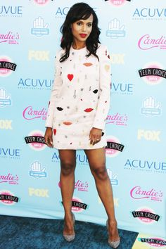 Kerry Washington, Teen Choice Awards 2013.