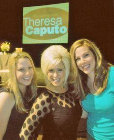 Feel blessed I had the chance to meet Theresa Caputo