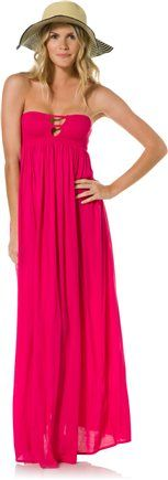 Indah maxi dress @SWELL Style http://www.swell.com/MAXI-Dresses/INDAH-FLAMINGO-MAXI-DRESS-1?cs=HP