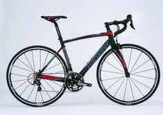 The Fondriest TF4 in black and red (for those of you who are a bit shy)