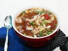 Ingredients:   group #1  4 cups crab stock   1 onion, chopped  2 stalks celery, diced  2 carrots, sliced into coins  9 oz fresh or frozen li...