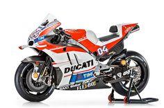 Ducati MotoGP και Αλυσίδες D.I.D μαζί και το 2016.