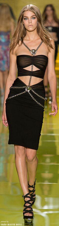 #Milan FW Versace Spring 2014 RTW♥✤ | Keep the Glamour | BeStayBeautiful