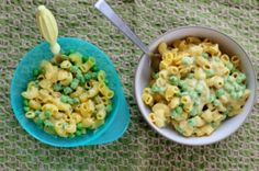 Macaroni & Peas (Kid-Friendly & Dairy-Free!) by Emily Malone