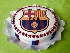 #torta #cake #pastel #messi #barcelona #numerouno #futbol #cumpleaños #libertinacandybar #escudo #barza #vainilla