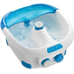 Been on your feet all day? Tired and aching? Try the HoMedics JetSpa Elite Footbath, Model FB-300. Two-in-one massage action, with toe-touch control, it's sure to help you rejuvenate! At department stores you'd expect to pay $34 or more, but here at Five Star Liquidation, it's just $19.29!