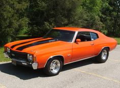 72 Chevrolet Chevelle 454 SS its the exact car i want but diff colors Chevrolet Chevelle, Chevrolet Auto, 1972 Chevelle, Chevy Muscle Cars, American Muscle Cars, Hot Cars, Motor Car, Vintage Cars, Dream Cars