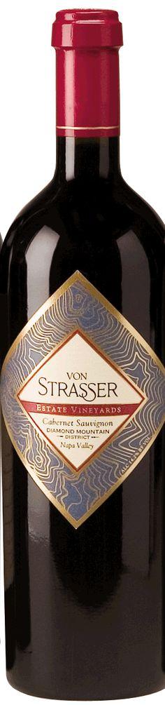Von Stasser 2006 Cabernet Sauvignon Steamboat Vineyard