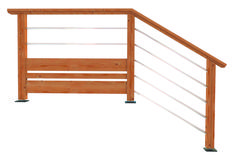 Grad is leader and specialist of Protective-railings, wood terrace, wood decks, stairs, carport and all your outdoor installations throughout England. Balustrades, Deck Railings, Decks And Porches, Wood And Metal, Cladding, Curb Appeal, Pergola, House Design, Rustic