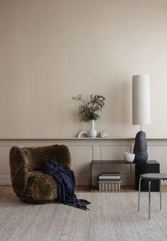 ferm living AW19 Scandinavian interior design. #homedecor #minimaldesign #fermliving #scandinavianinterior #aw19 Nordic design darker colours.