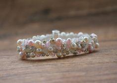 Bridal Bracelet New 2015 'Handbeaded' Collection from notonthehighstreet.com