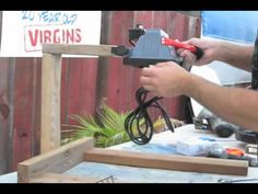 Making an exposure unit under $20 for Screen Printing Silk Screening - YouTube