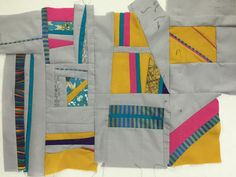 Happy Scrappy Improv Quilts with the Illini Country Stitchers – Catherine Redford