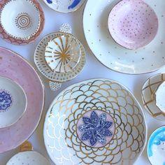 Carla DInnage handmade bowls