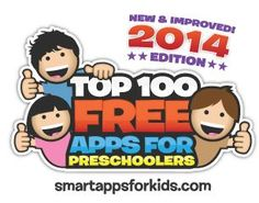 100 FREE Preschooler Apps for iTunes (LEGO, Disney, PBS Kids + More!) + Android Apps!
