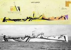 Resultado de imagen de razzle dazzle ship