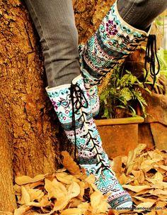 Anja Boot in Blue Birds 0f485d5cd5