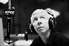 """So very sad to learn this, just today: Steve Julian, the genial, composed local host of """"Morning Edition"""" at KPCC-FM (89.3), died Sunday morning (04/17/16) at his home in South Pasadena. He was 57."""