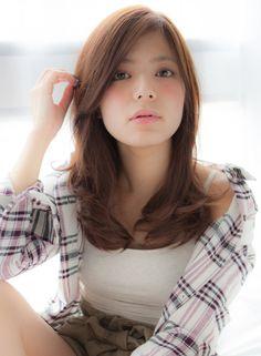 asian medium hair Carl Long (hairstyle Long)