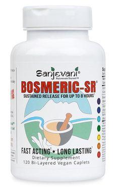 Bosmeric-SR 120 Caplets