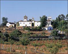 Hacienda San Antonio de Clavinque. Mairena del Alcor (Sevilla).