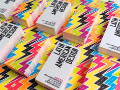 Latin American Design / Graphic Identity