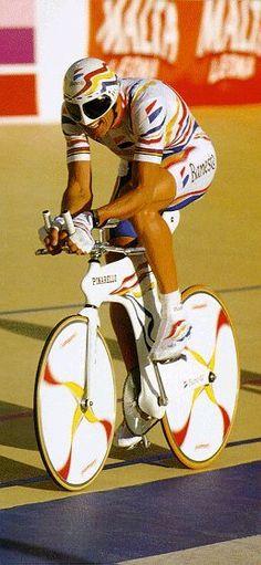 Cycling. Miguel Indurain