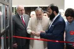 Inauguration of Cafe X2 Uni at The University of Lahore