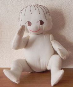 Free doll pattern & instructions