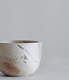 Joshua Vogel | Analogue Life | maple wood bowl