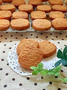 さくホロ♡きな粉クッキー レシピ・作り方 by みさきらりんず|楽天レシピ