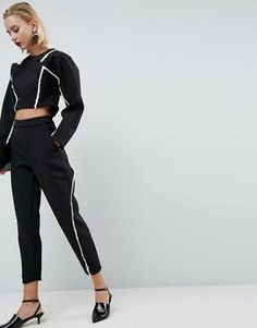 ASOS White | Shop ASOS White for dresses, jumpers, jeans and shoes | ASOS