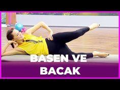 #bacakegzersizleri - YouTube Bodyweight Workout Routine, Cardio Pilates, Pilates Workout Videos, Pilates Reformer Exercises, Best Leg Workout, Leg Workout At Home, Pilates Challenge, Workout Challenge, Body Sculpting Workouts