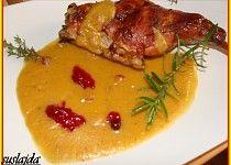 Pečený králík s brusinkovou omáčkou Meat, Chicken, Cooking, Food, Kitchen, Essen, Meals, Yemek, Brewing