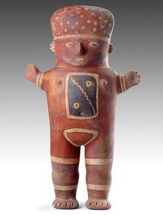 Chancay, Perú - Museo de Minerales Andres Del Castillo | Arte Prehispánico Precolombino