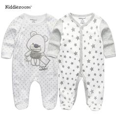 e19542c3e336 2018 baby clothes Full Sleeve cotton infantis baby clothing romper cartoon  costume ropa bebe 3 6 9 12 M newborn boy girl clothes