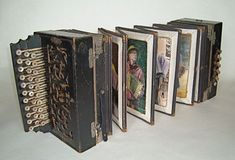 History of the Accordion Book - Peter & Donna Thomas