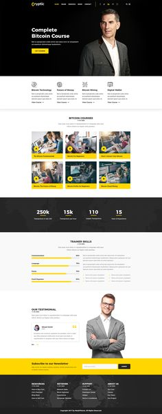 Fashion Web Design, Pinterest Website, Page Layout, Cryptocurrency, Wordpress Theme, Things To Come, Author, Marketing, Education