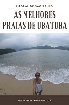 Confira uma seleção das melhores praias de Ubatuba, no litoral de São Paulo, e veja as dicas para fazer uma viagem tranquila