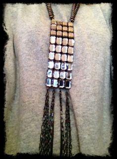 Statement necklace #Danielli #dartmouth Dartmouth, Pendant Necklace, Jewellery, How To Make, Inspiration, Biblical Inspiration, Jewels, Jewelry Shop, Schmuck