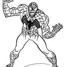 Spiderman scales walls coloring page. With a little imagination color this Spiderman scales walls coloring page with the most crazy colors of your . Superhero Coloring Pages, Spiderman Coloring, Cartoon Coloring Pages, Coloring Sheets, Coloring Books, Hair Due, African American Men, Crazy Colour, Free Printable Coloring Pages