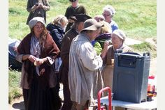 Filming Poldark at Church Cove, Gunwalloe. Picture: Ann Brockbank Read more at http://www.westbriton.co.uk/Poldark-filming-Church-Cove-Gunwalloe-today/story-21299966-detail/story.html#MjOc8Rur4Xed71AE.99
