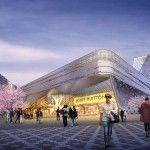 SDA wins 1st prize in the Shanghai Wuzhou International Plaza design competition!
