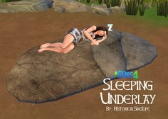 DOWNLOAD SMALL CAVE / TENT FOR SIMS 4 So I started the History ...