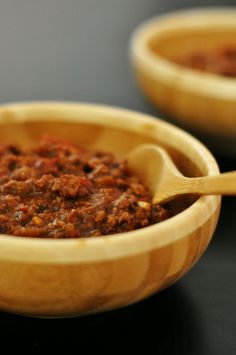 Chocolate Chili {#paleo recipe}