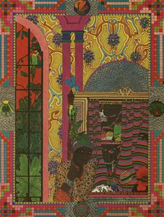 The Orichas Collection consists of the series of drawings by Cuban-born artist Alberto del Pozo of the deities of Afro-Cuban Santería. There ar...