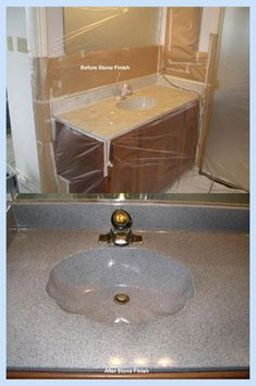 Sink refinishing kit for porcelain, cultured marble, touch ups and ...