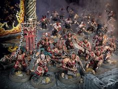 Blood Warriors for Warhammer : Age of Sigmar