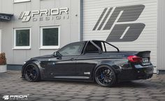 BMW M3 Custom Pickup (F80)